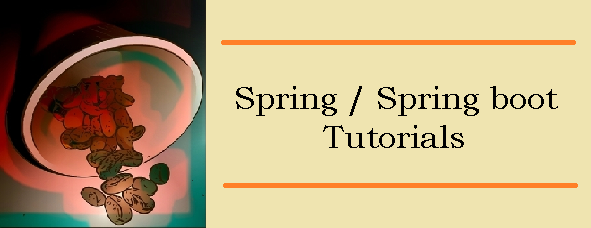 How to define and declare Spring beans using Java configuration and constructor injection