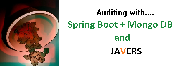 Auditing using Spring boot, MongoDB and JaVers | Nullbeans com